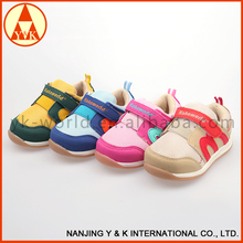 2016 Wholesale best quality cheap fashionable pretty cute fit kids shoes china