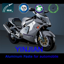 Aluminum paste for Motorcycle paint ZQ-7106
