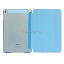 hot selling ultra slim smart cover case #17 for iPad mini 4