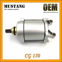 150cc Starter motor ,motorcycle start motor CG150 9teeth Stable performance!
