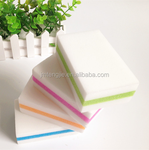Household kitchen melamine sponge nano sponge magic eraser sponge