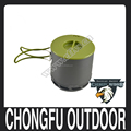2016 New camping survival energy gathered pan outdoor product alibaba China