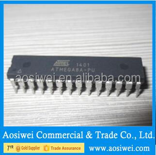 Logic ICs Type Integrated Circuit ATMEGA8A-PU