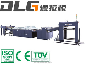 SGZ-UI1200Z-A customized, UV curing and IR drying, series dual-purpose high speed coating machine