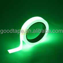 "Good Brand High Luminance Glow in the Dark Photoluminescent Neon Green Tape 1"" x 30'"