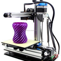 Metal Body 3d Printer Plastic Filament