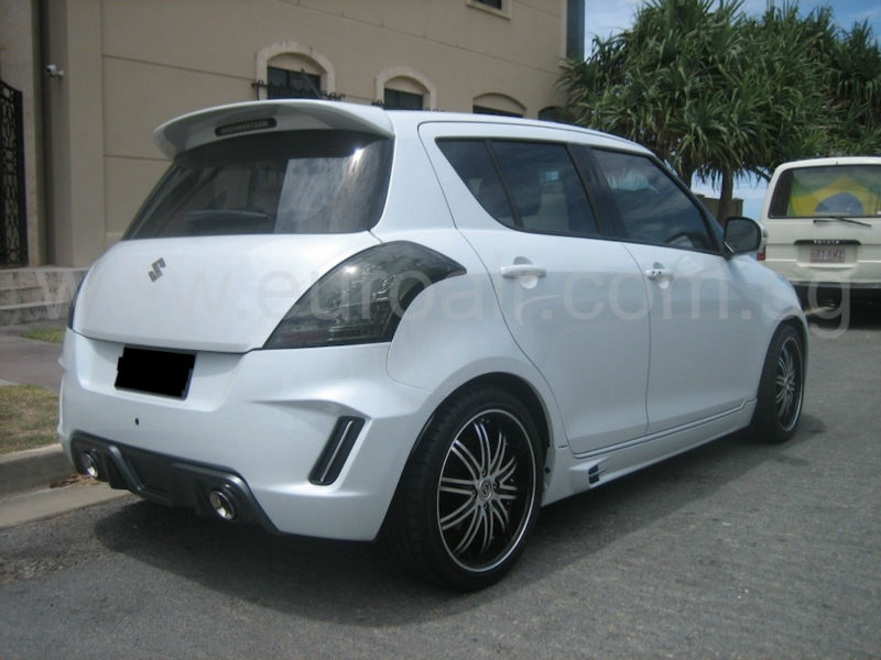 New 2013 Swift Body Kit