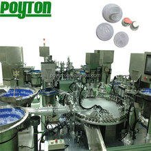 Auto cap assembly machine for IV.infusion solution