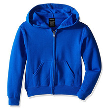 Jeugd Full Zip Hooded Sweatshirt