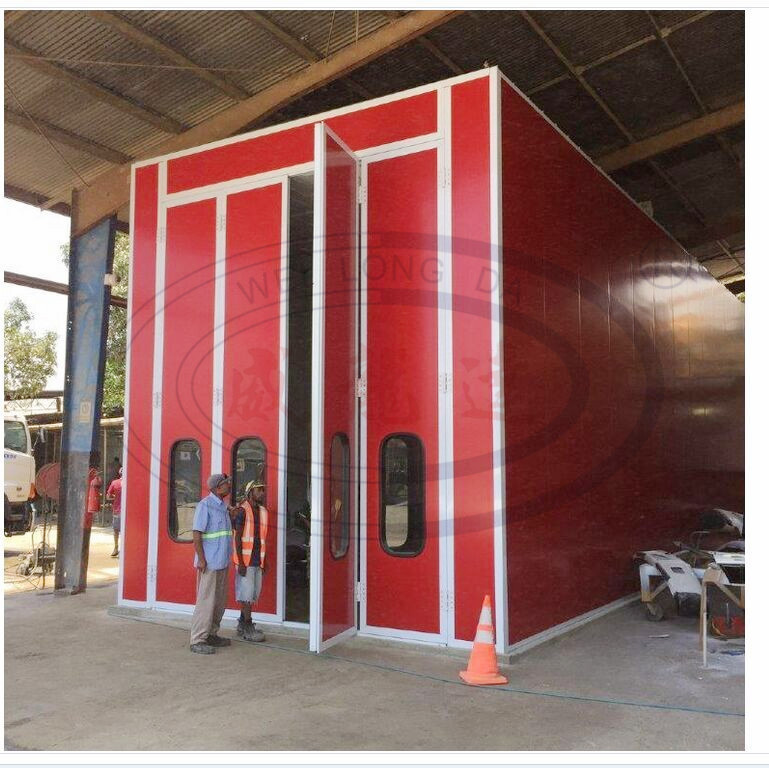 WLD15000 CE large size Bus truck Spray Booth
