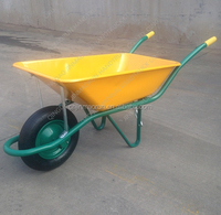 Extra Deep Narrow Wheelbarrow WB6401