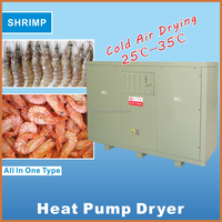 air source heat pump dryer for seafood HOT SELL