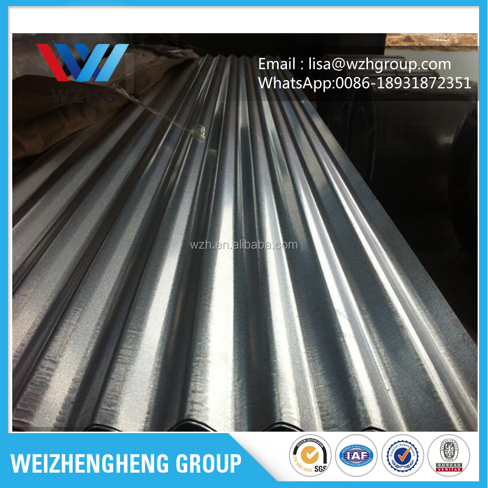 hot-dip aluminium zinc silicon alloy coated steel roof