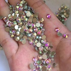 Sparkle AB Color 16 Cutting Faces Rhinestone Crystal Nail Art Rhinestone Crystal