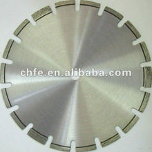 asphalt/green diamond saw blade