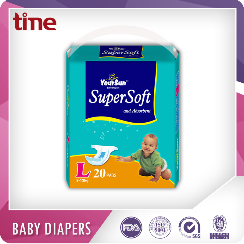 Taobao baby products soft happy disposable sleepy baby diapers in bulk
