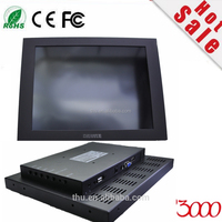 High Grade monitor wifi 15 inch all in one touch screen pc