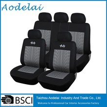 Outdoor use wholesale Black Car Seat Cushion