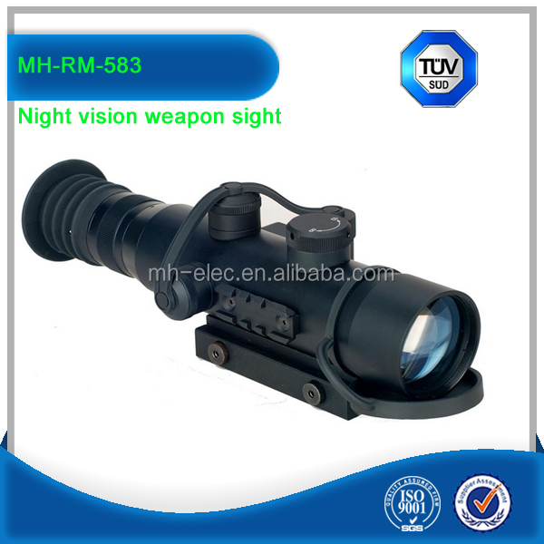 MH-RM583 Infrared Night Vision Weapon Sight, Long Distance Night Vision Hunting Scope
