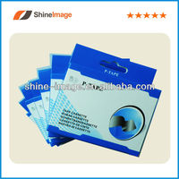 Strong adhesive label machine black on white compatible brother label tape For brother p-touch label tze241