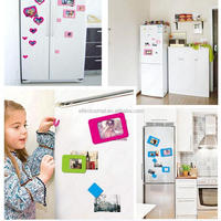 wholesale home decoration accessories creative fridge magnet photo frame