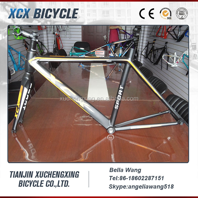 Geometry For 27.5 Inch Light Mountain Bike Frame