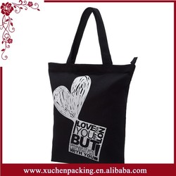 Most Popular Crazy Selling Promotion Recycled Heavy Canvas Tote Bag From China