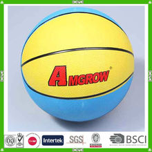 China custom rubber basketball weight with customized logo