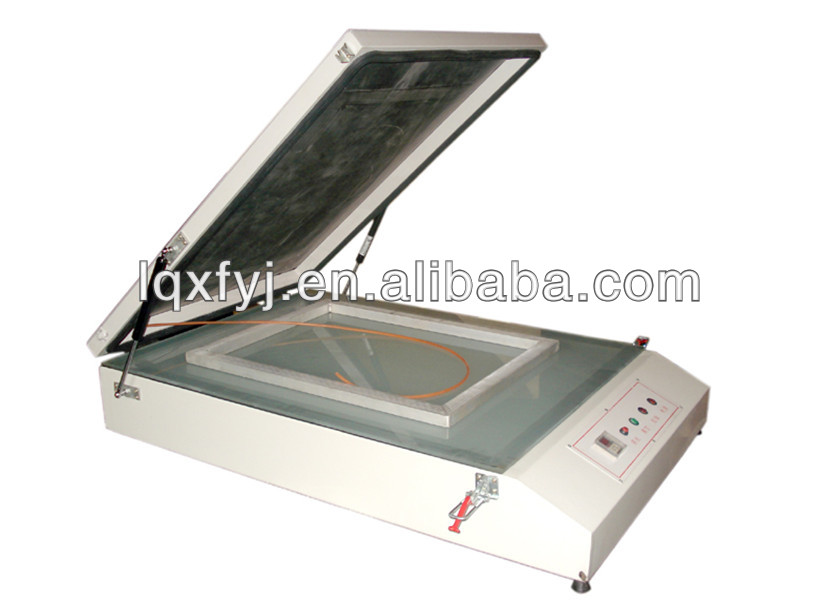 desktop vacuum uv screen exposure units