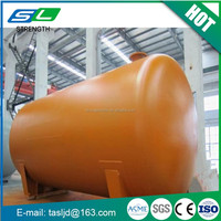 Super high quality great price 50CBM lpg gas pressure vessel tank for sale