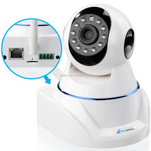Rocam NC400 Wireless Wifi Baby Monitor Pan & Tilt Webcam Rotate Camera Dome IP Camera