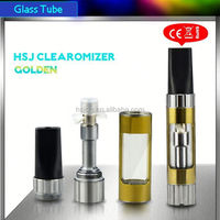HSJ 510 rechangeable clearomizer starter kit e6 electronic cigarette