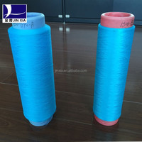 100 polyester yarn for sweater, dope dyed polyester yarn