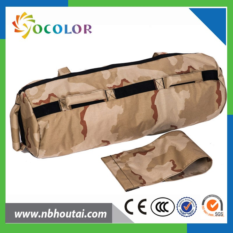 SGS certification professional equipment weight lifting,sandbag training,sport gym bag