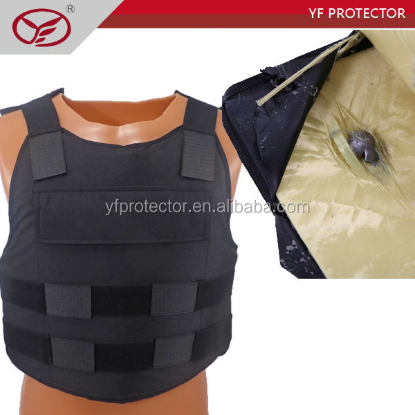 ballstic soft inner Invisibility bulletproof vest concealed Body Armor