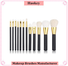 2016 High Quality Goat Hair Foundation brush eyeshadow makeup brush sets