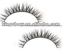 100% hand made Korean synthetic tweezers false eyelash extensions