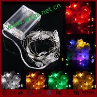 New useful halloween rib led christmas tree light