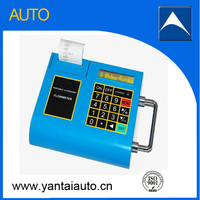 Diesel oil, fuel oil portable Ultrasonic Flow Meter was sold at home and abroad