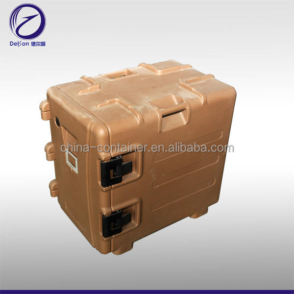 Plastic food protect insulated Cabinet