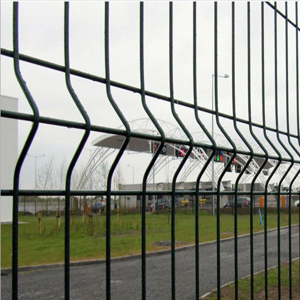 Top selling cheap wire mesh fence for boundary wall