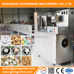 Automatic sugar cube making machine lump sugar cubes plant equipment good price for sale