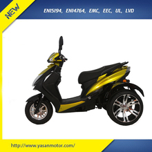 New design three wheel automatic motorcycle beach vehicle for adult