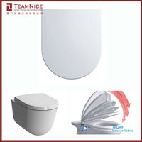 urea toilet seat cover thermoset toilet seat cover