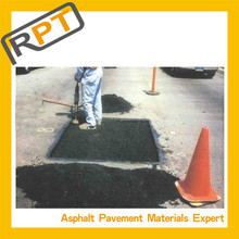 cold applie permanent pavement Repair Material