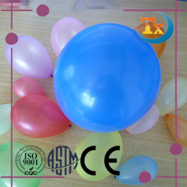 latex free water balloon