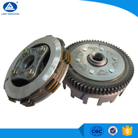 Motorcycle Wet Clutch High Performance Honda Motorcycle Parts Clutch Kit 100cc