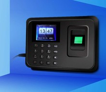 fingerprint time recorder time attendance