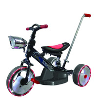 Baby tricycle of 3 in 1 style New model children tricycle with music and light Hot sale tricycles for kids