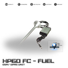 Fuel level sensor with GSM/ GPRS communication, Data logger and Door sensor for vehicles